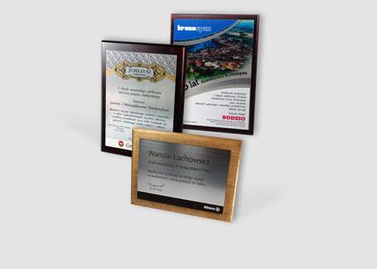 Holz Diplome